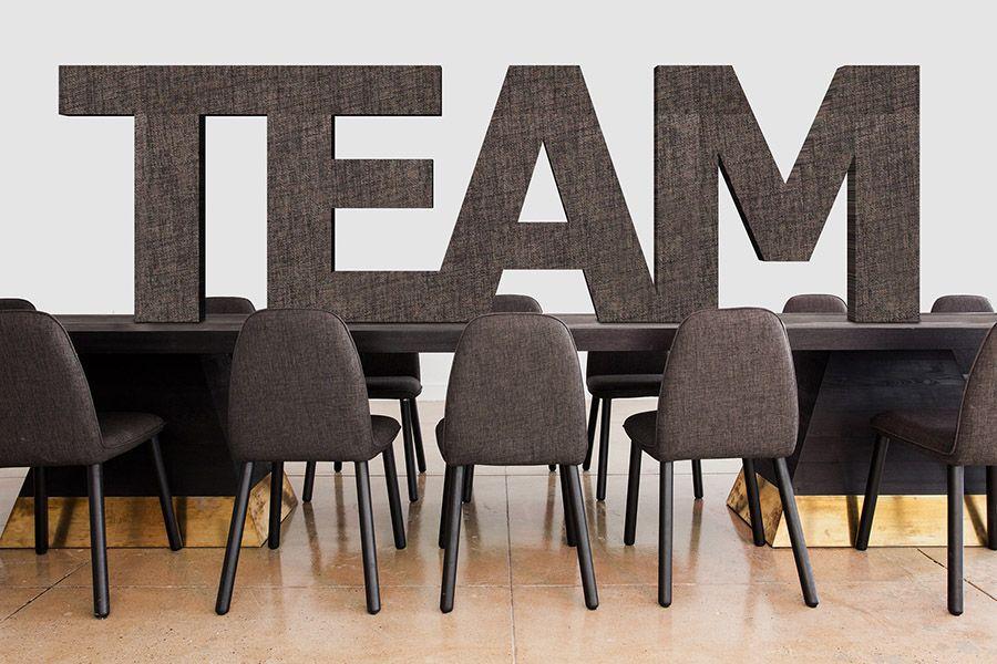 Team-bokstäver