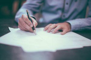 Man-skriver-styrdokument