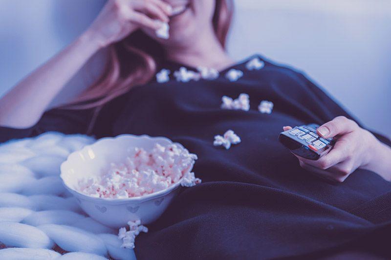 Popcorn-och-film