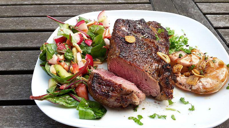 Kött-middag