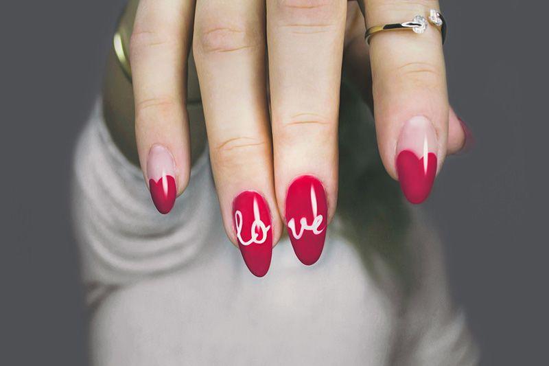 Röda-naglar
