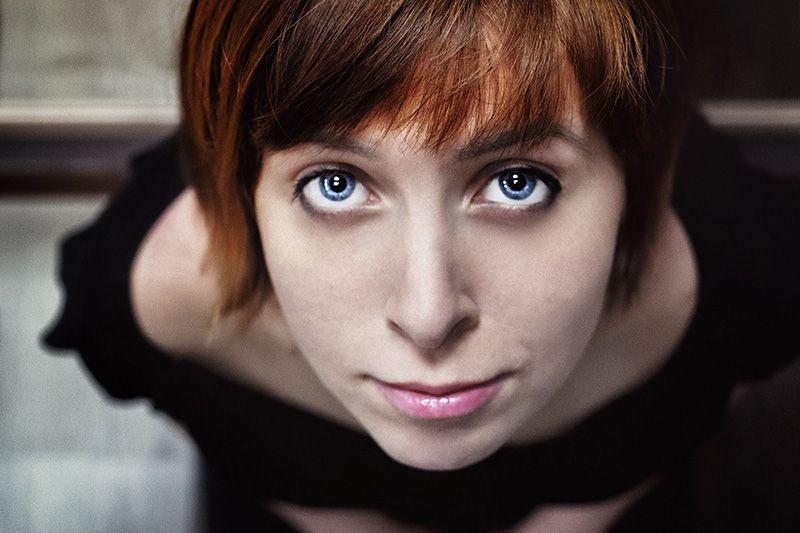 Ögonskugga-blåa-ögon