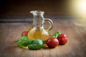 Linfröolja-och-grönsaker