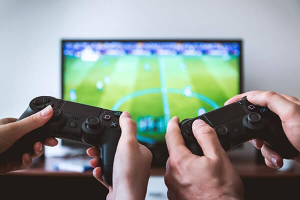 Spelar-tvspel