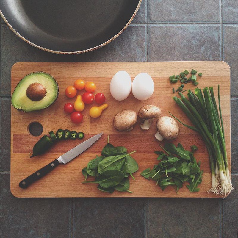 Ägg-och-grönsaker