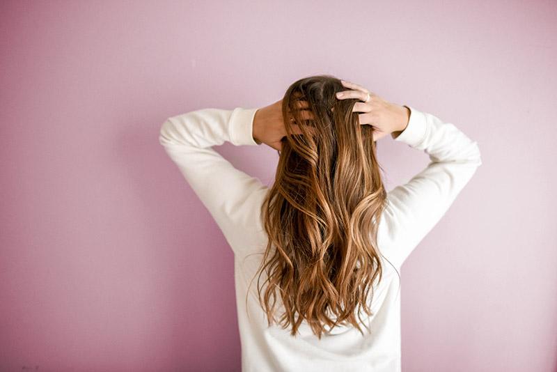 Hälsosamt-hår