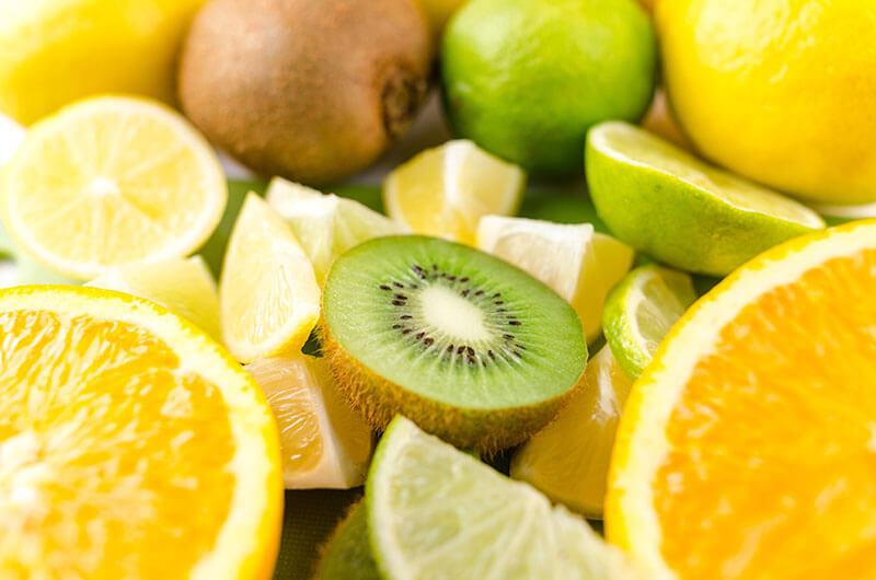 C-vitamin-frukter