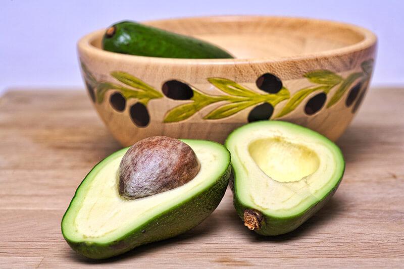 E-Vitamin-Avokado